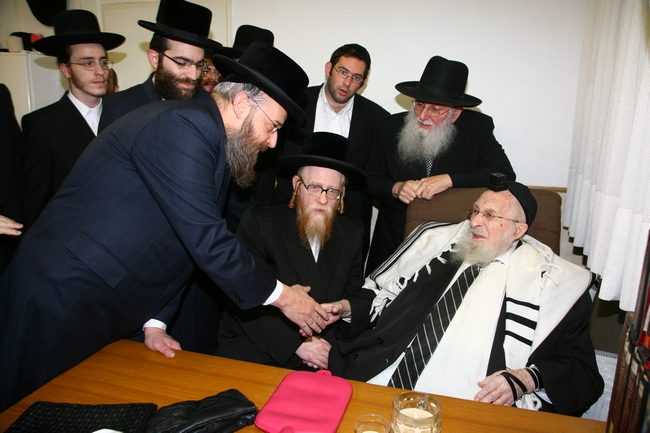 Rabbi Chaim Sheinberg ZL